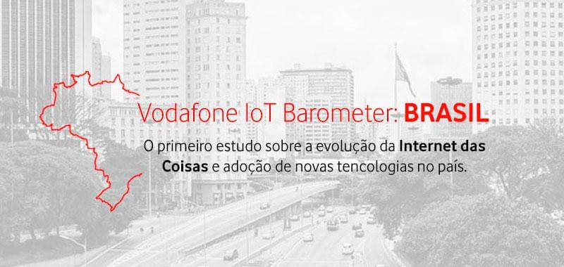 Estudo Vodafone IoT Barometer